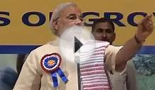 Shri Modi talks about women power and the empowering