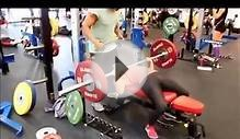 Strongest 17 yr old FEMALE in the world! Suzanna Svanevik