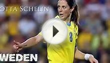 Top 10 Female Footballers in the World