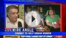 Women of India Leadership Summit on Times Now Sep19