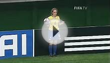 Best Throw in the History of Women's Football